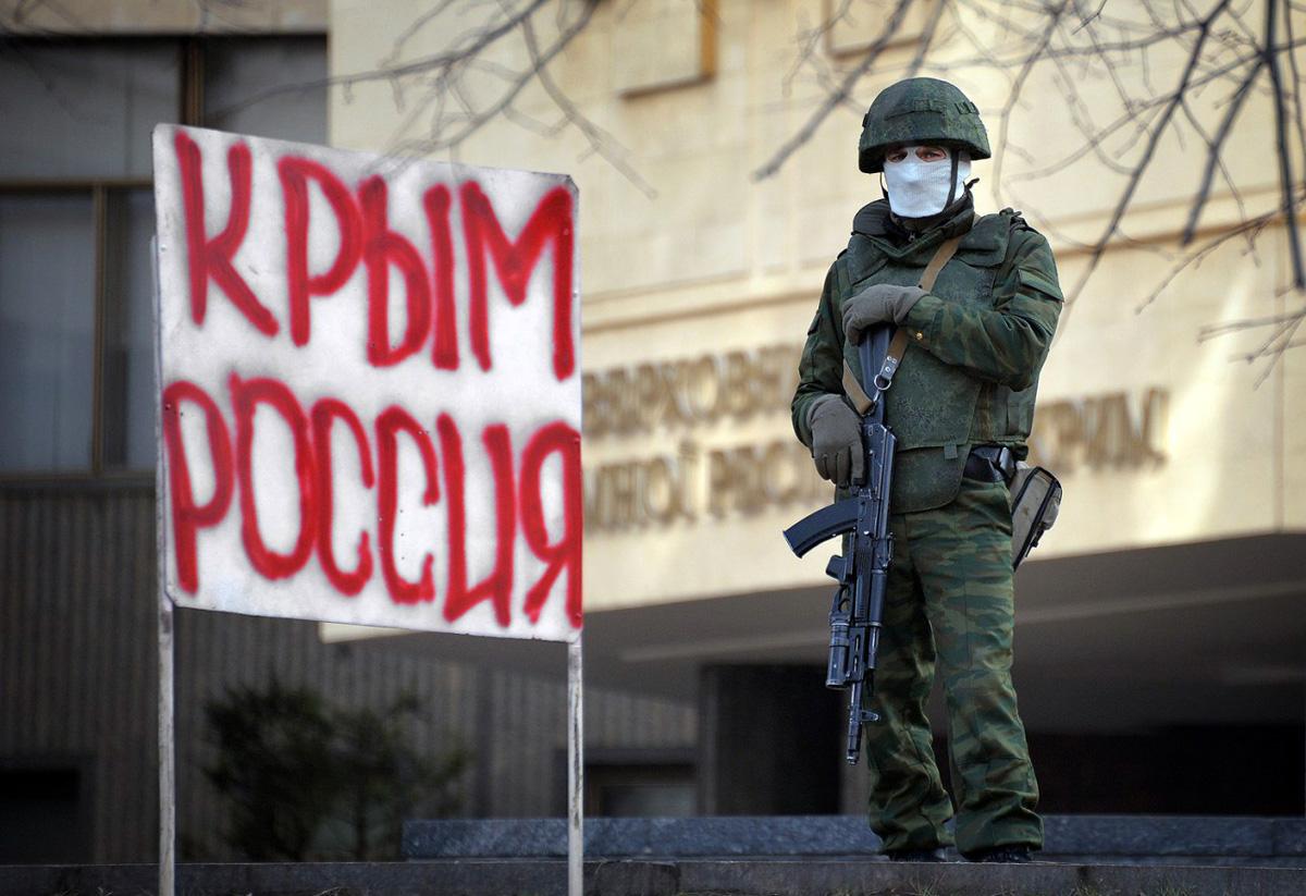 Америка потеряла базу на Черном море: политическая карта Крыма в случае его невозврата в Россию