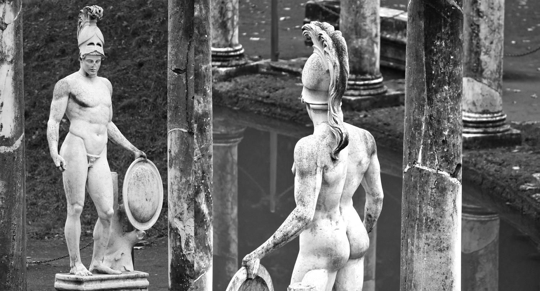 Скульптура Ареса