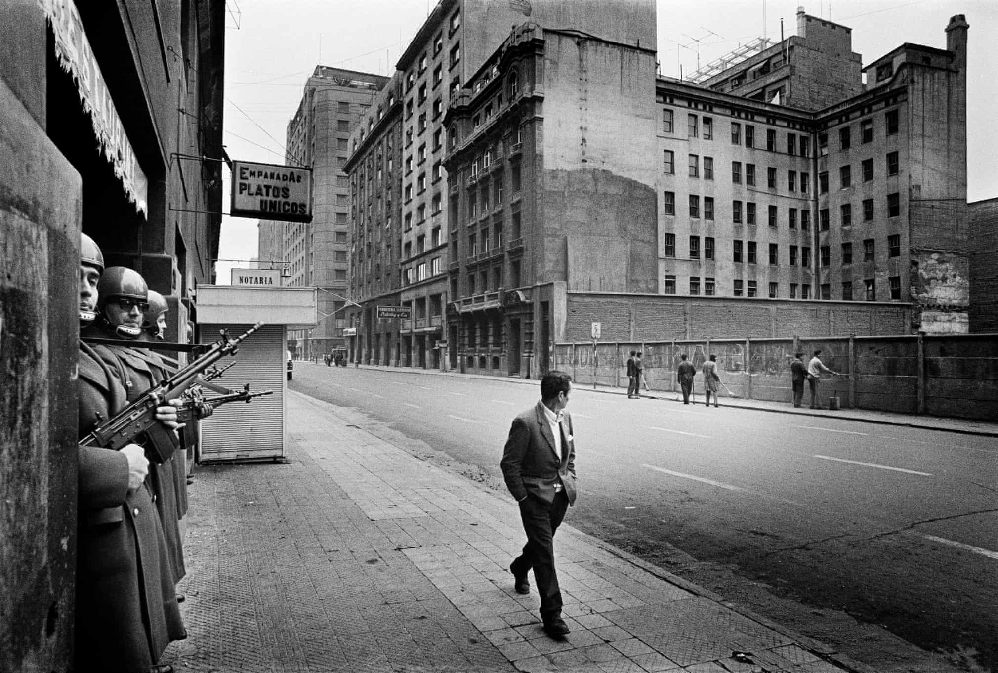 Улицы Сантьяго