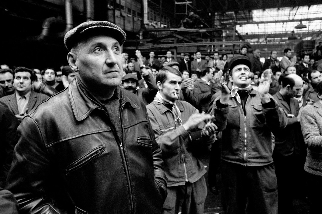 Всеобщая забастовка Красного мая 1968